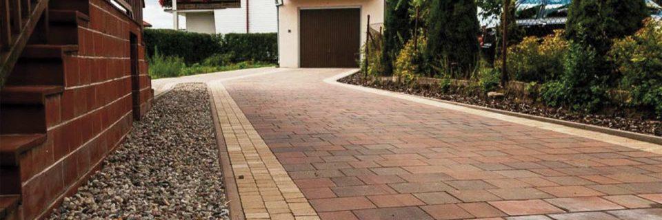 Тротуарная плитка для вашего участка